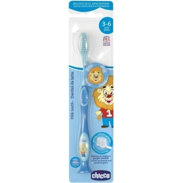 Kid's Toothbrush Boy Blue 3-6 years 1pc