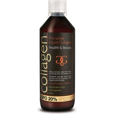 Pro-Active Liquid Collagen 600ml