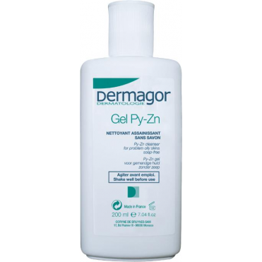 Cleansing gel Py-Zn 200ml