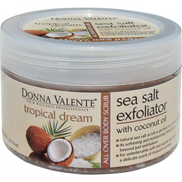 Tropical Dream Sea Salt Exfoliator 250gr