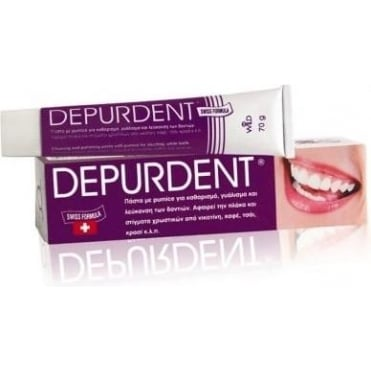 Depurdent Dental Paste Whitening 70gr
