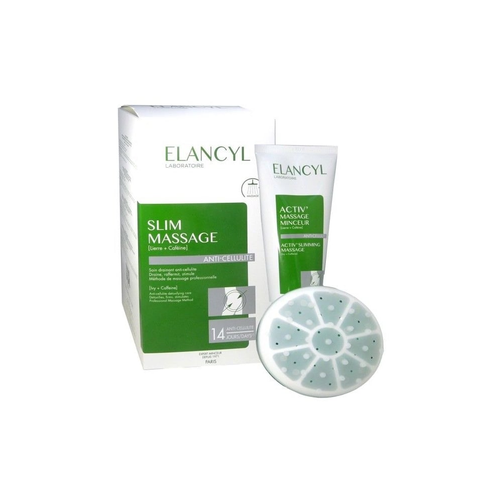 e1f1ee848e9 Elancyl active massage minceur & gant 200ml - Women from Pharmeden UK