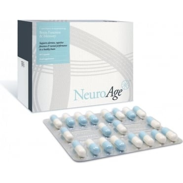 Neuroage Brain & Memory Support 60caps
