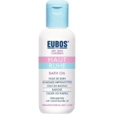 Baby Bath Oil 125ml