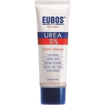 Med Urea 10% Foot cream 100ml
