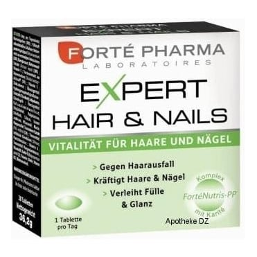 Expert Cheveux (hair&nails) 30tbs