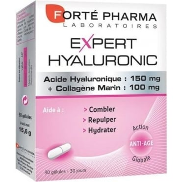 Expert Hyalluronic & Collagen 30tbs
