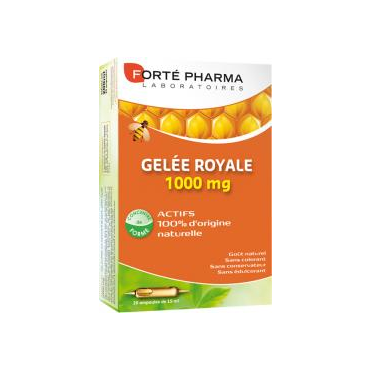 Gelee Royale 1000mg 20amp