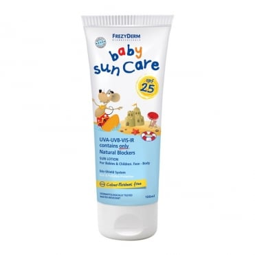 Baby Sun Lotion Spf25 100ml