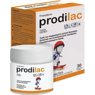 Prodilac Kids Chewable 30tbs