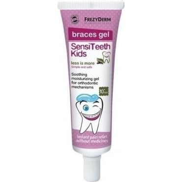 Sensiteeth Kids Braces Gel 25ml