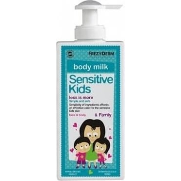 Sensitive Kid's Body Milk 200ml