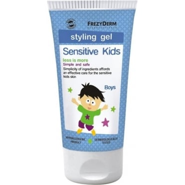 Sensitive Kid's Hair Styling Gel 100ml