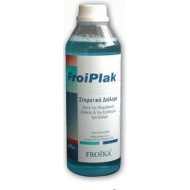Froiplak Oral Rinse Solution 250ml