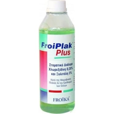Froiplak Plus Oral Solution 250ml