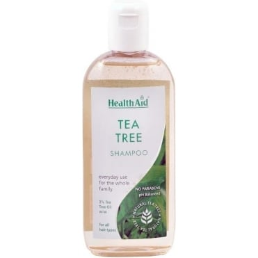 Τea Tree Shampoo 250ml