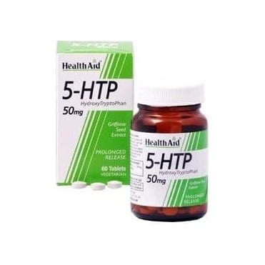 5 Hydroxytryptophan (5-HTP) 50mg 60tabs