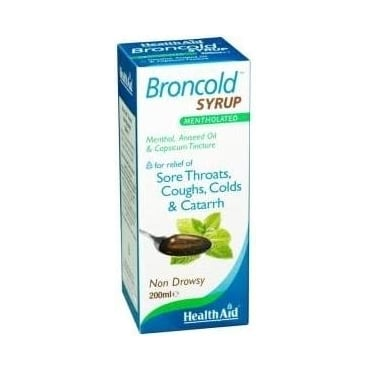 Broncold Syrup 200ml