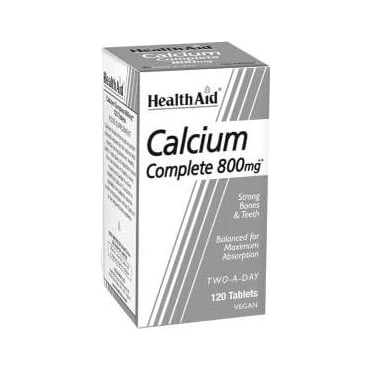 Calcium Complete 800mg 120tabs