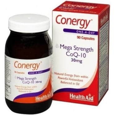 Conergy Co-Q10 30mg 90caps
