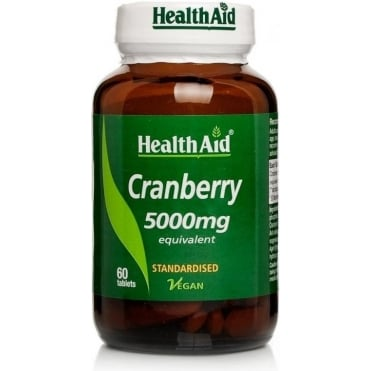 Cranberry 5000mg 60tabs