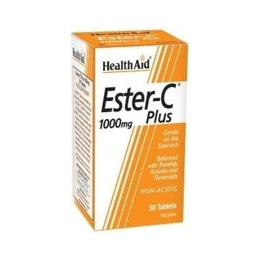 Ester C Plus 1000mg 30tabs