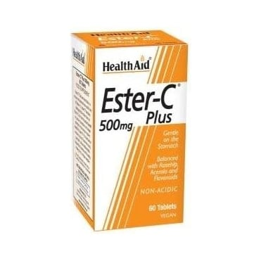 Ester C Plus 500mg 60tabs
