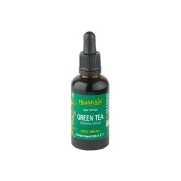 Green Tea (Camellia Sinensis) Liquid 50ml