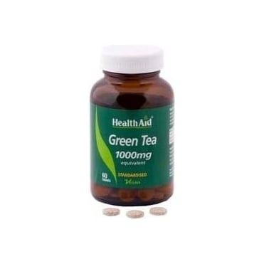 Green Tea Extract 1000mg Tablets