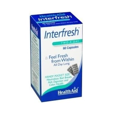 Interfresh Breath Fresh 60caps