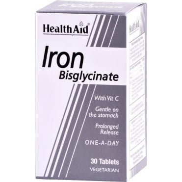 Iron Bisglycinate 30tabs