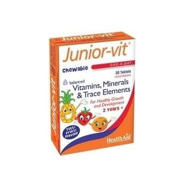Junior-Vit Chewable 30tabs