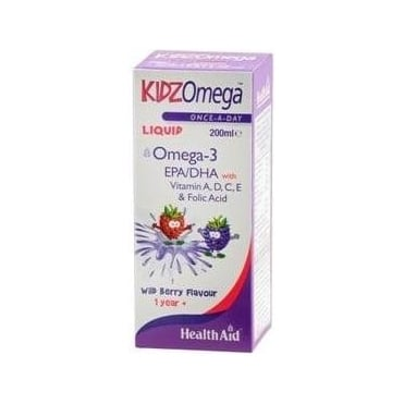 KidzOmega Liquid 200ml