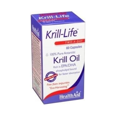 Krill-Life Oil 500mg 60caps