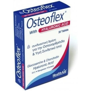 Osteoflex with Hyaluronic Acid 30tabs