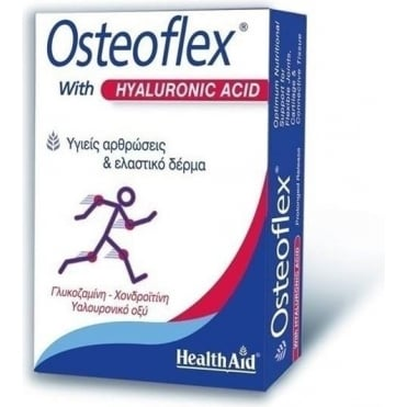 Osteoflex with Hyaluronic Acid 60tabs