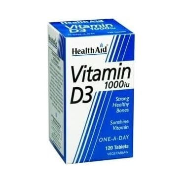 Vitamin D3 1000iu 30tbs