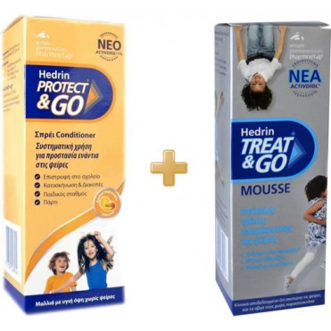 Set Protect & Go 200ml & Go Mousse 100ml