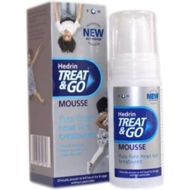 Treat & Go Mousse 100ml