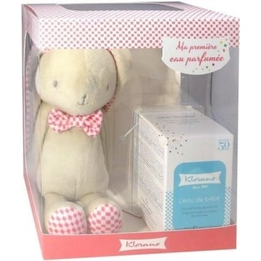 Baby Fragrance Coffret Lapin Fille 50ml
