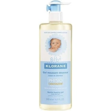 Baby Physiocalenduline Gel Douceur Moussant 500ml