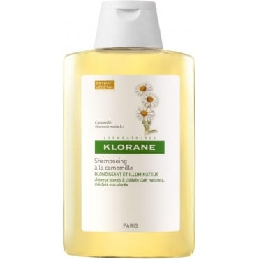 Blond Highlights Shampoo With Chamomile 3x25ml