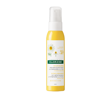 Blond Highlights Sun Lightening Spray with Chamomile and Honey 125ml