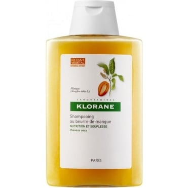 Nourishing Shampoo with Mango Butter 200ml