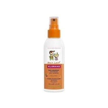 Petit Junior Soft Spray with Peach Scent 150ml