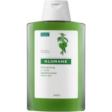 Shampoo Against Oily Hair With Nettle Extract 200ml