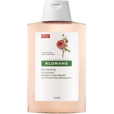 Soothing Shampoo with Peony Extract 200ml