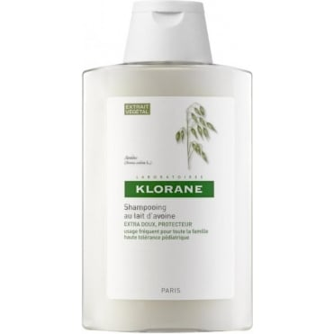 Very Gentle Shampoo with Oat Milk 400ml