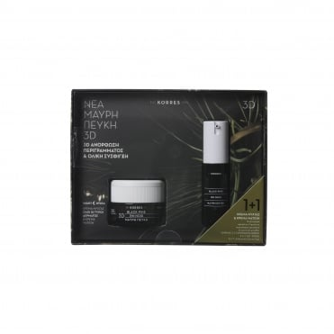 Black Pine 3D Night Cream 40ml & FREE Eye Cream 15ml