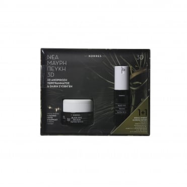 Black Pine 3D Normal/Combination Cream 40ml & FREE Eye Cream 15ml